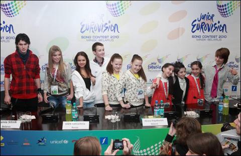 все победители детского Евровидения прошлых лет