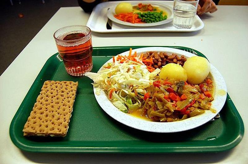 1189 Школьные обеды в разных странах мира