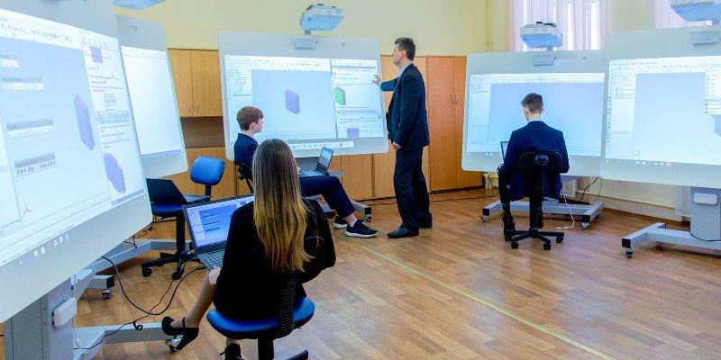 Исаак Калина выразил уверенность в том, что учителя-грантополучатели появятся в каждой московской школе