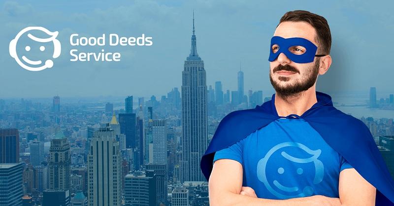 Сервис «Служба добрых дел» выходит на рынок США