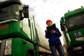Экспедирование грузов транспортной компанией