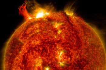 Предсказана смертоносная солнечная вспышка