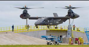 Армия США испытала конвертоплан будущего