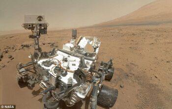 Есть доказательства! На Марсе была жизнь!