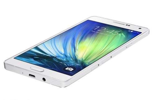 Samsung раскрыла спецификации нового смартфона Galaxy A7
