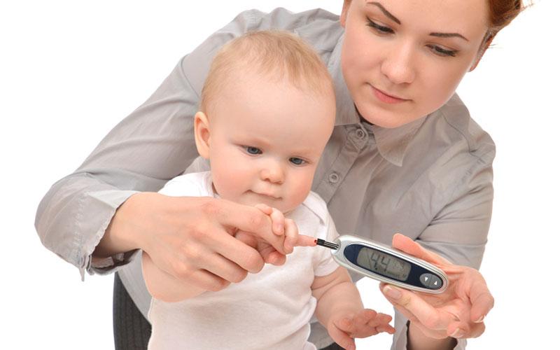Заболевание сахарным диабетом среди детей растет! А вы знаете симптомы?
