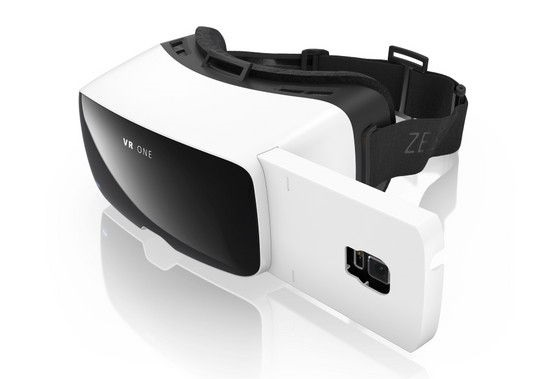Carl Zeiss VR One — достойный конкурент для Samsung Gear VR