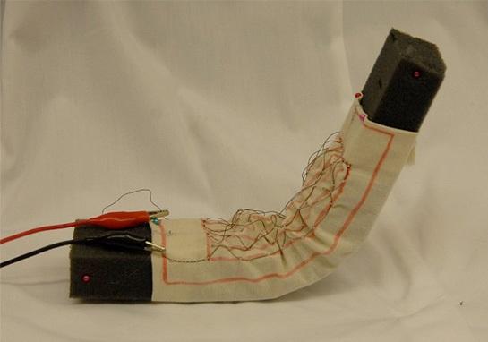 Учёные из университета Пердью придумали «мягкого» робота