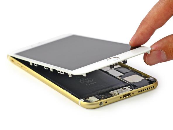 Разбираем iPhone 6+ до винтика, что же внутри… (фото)