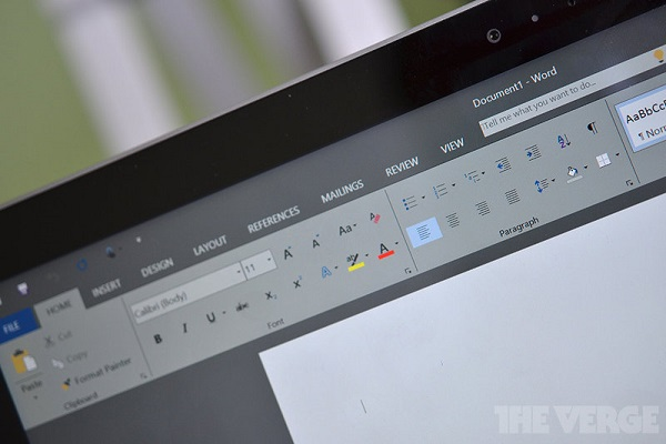 Новый Microsoft Office Suite уже у тестеров