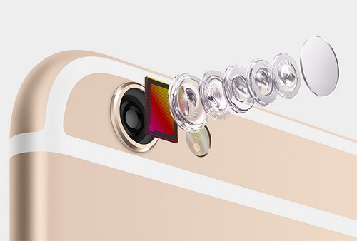 Сравнение камер iPhone всех поколений (фото)