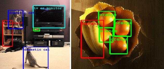 Новая технология распознавания объектов от Google