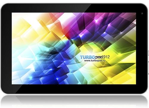 TurboPad 912 – первая осенняя новинка по летней цене!