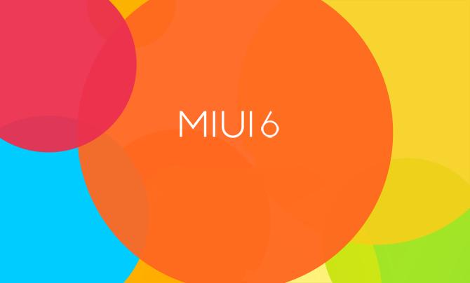 Новый MIUI 6 уже в раздаче