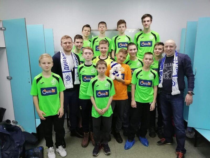 Победы в чемпионате Московской области впервые добился МФК «Динамо Пушкино»