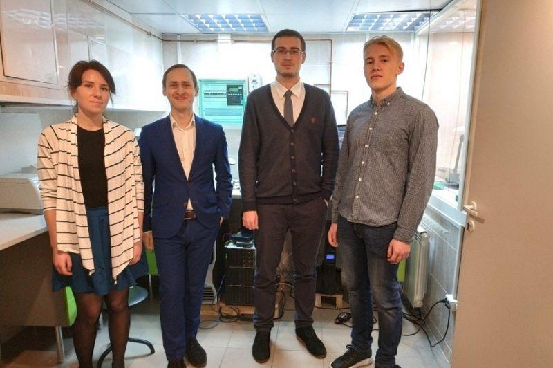 Студенты СПбГУ создают недорогую и точную систему диагностики спинальной мышечной атрофии