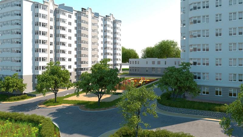 Компания ИнтерСтрой вывела в продажу последние 5 квартир в ЖК «Лесной» в Севастополе