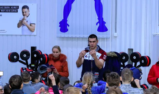Идея Рождественской елки от Федерации бокса России может быть подхвачена регионами