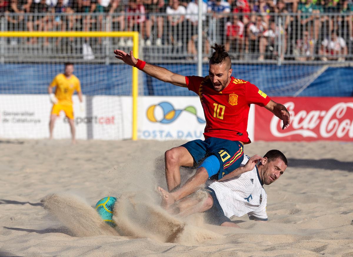 Финал футбола россия испания