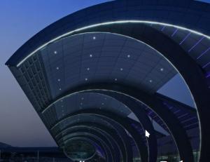 Паспортный контроль в Дубае