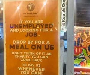 Бесплатная еда в Дубае