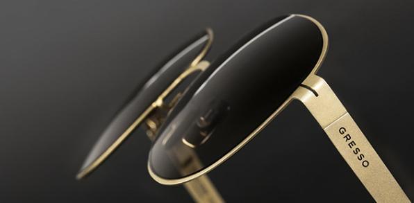 Специалисты GRESSO создали по уникальной технологии ультралегкие очки