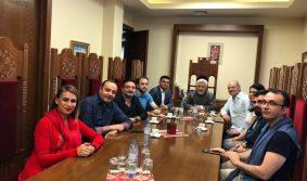 Архиепископ Езрас Нерсисян обсудил с армянской диаспорой вопросы развертывания новых IT-систем по онлайн-образованию