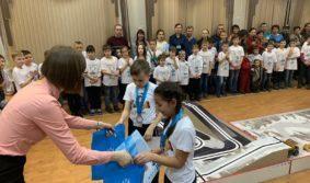 Завершились первые в этом году соревнования «РобоНикель» в Чите