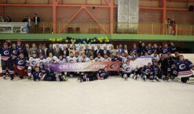Юные хоккеисты «Светона»: чемпионы «Золотой шайбы»