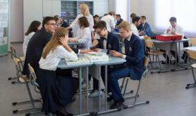 Исаак Калина: в столице ставят на предпрофессиональное образование