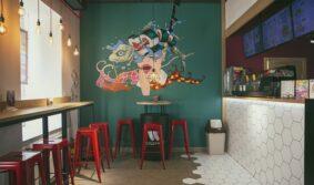 Жюри премии Best For Life назвало лучшим внутреннее оформление магазинов Суши Wok