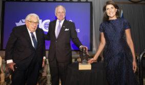 Бывший постпред США в ООН Никки Хейли стала обладателем Премии Герцля