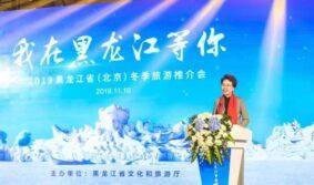 Хэйлунцзян провела в Пекине промо-презентацию зимнего туризма