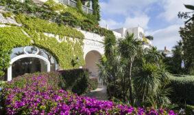 Договор по управлению отелем Capri Palace в Италии подписала Jumeirah Group