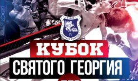 Лучшие бойцовские клубы сразятся за «Кубок святого Георгия» в Москве