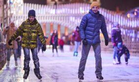 Наталья Сергунина рассказала о новогодних каникулах на ВДНХ