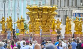 Более 33 миллионов человек посетили ВДНХ в юбилейном году