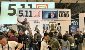 Новинки 5.11 Tactical, представленные на выставке SHOT Show 2020, первыми в России появятся в сети экипировочных центров TACTEC