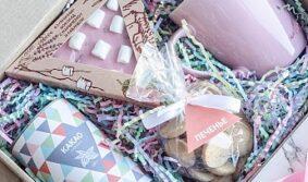 Корпоративные подарки на 8 Марта с брендированием