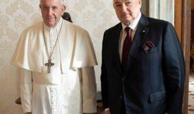 Президент ЕЕК Вячеслав Моше Кантор: один из Форумов памяти Холокоста может быть посвящён этическим и моральным проблемам современности