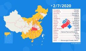 Опубликован видеообзор мер, предпринятых Китаем в борьбе с коронавирусом