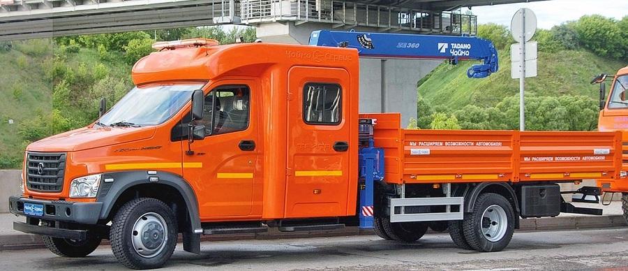Рынок новых грузовиков уже растет