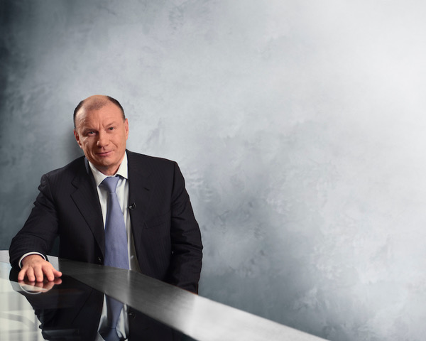 Владимир Потанин рассказал, как бизнес может помочь государству в борьбе с коронавирусом