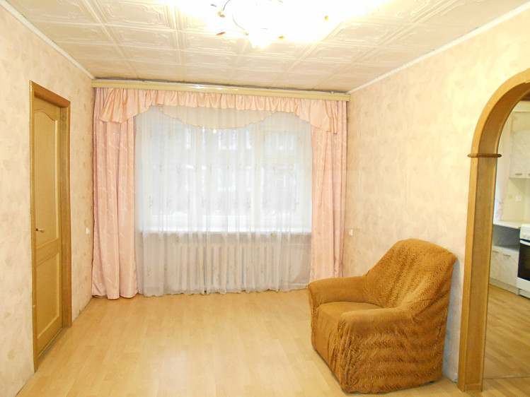 2-комнатная 41,7 м2 г Сокол, ул Комсомольская, д 5, Изобр. №1