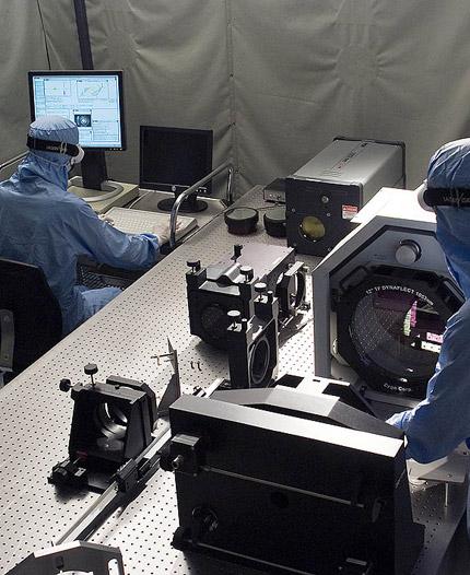 высокоточный оптический прибор ALSYMEX с программным обеспечением