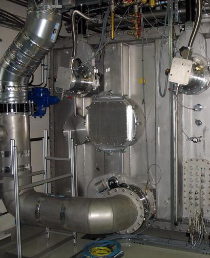 монтаж высокоточных механических систем ALSYMEX
