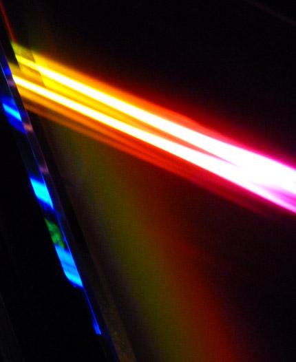 Поляризация света в оптической системе ALSYMEX