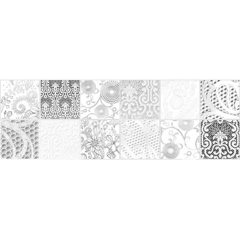 Керамическая плитка CERSANIT Manhattan декор MA2S091 20x60