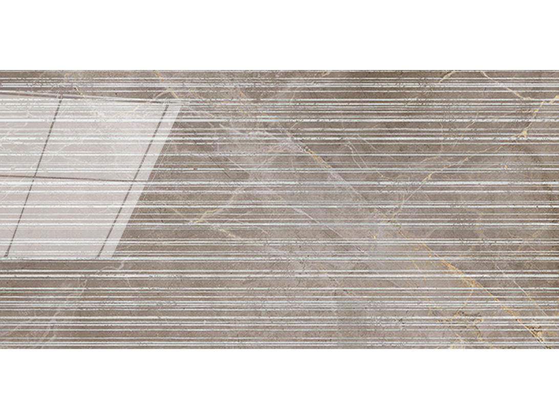 Керамическая плитка ATLAS CONCORDE Allure Grey Beauty Direction 40x80 Глянцевая