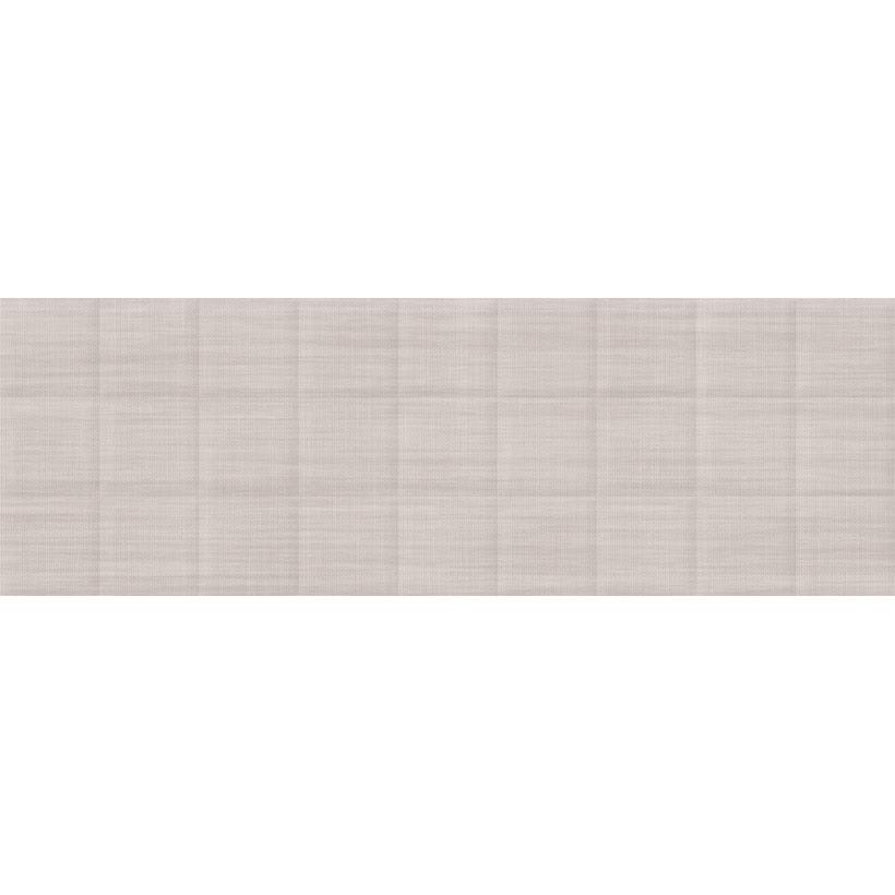 Керамическая плитка Cersanit Lin рельеф темно-бежевый LNS152 20x60